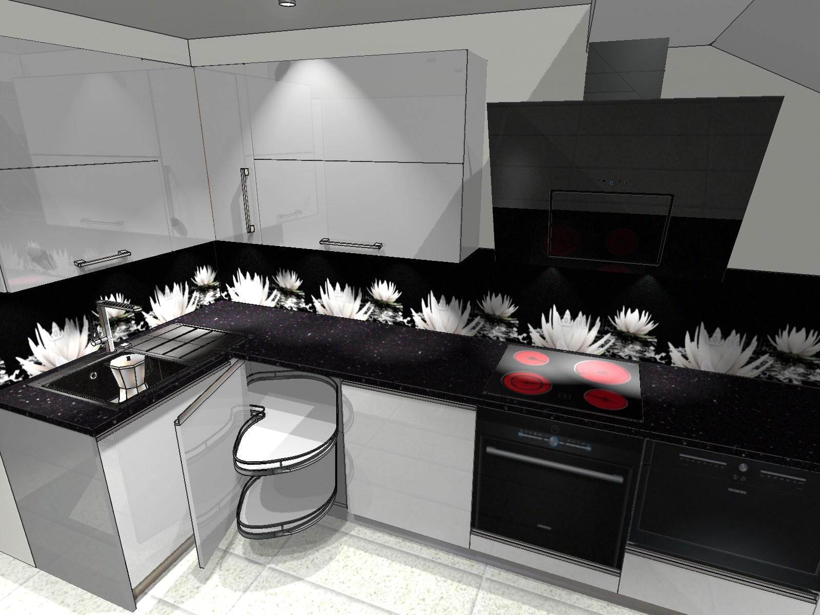 Projekty Kuchnie
